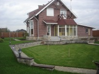 Дом в определенном стиле, фото