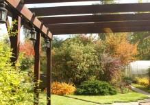 Вид с террасы, фото