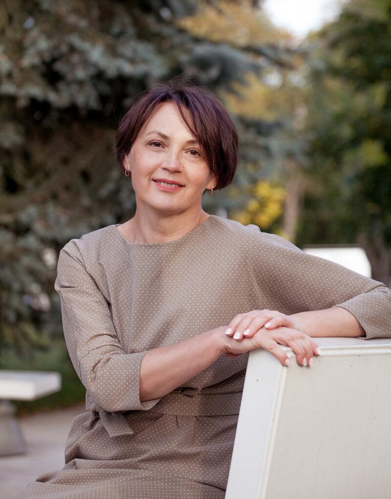 Наталья Мягкова