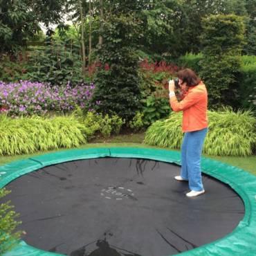 Как фотографировать сады