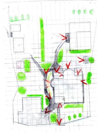 План с зел.зонами