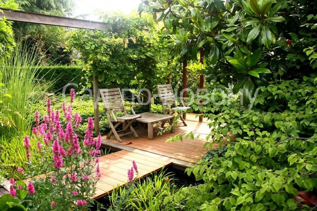 Сад для отдыха