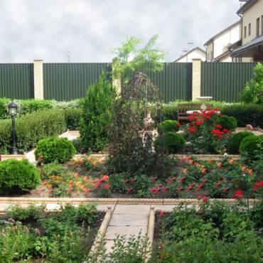 А что называете садом вы?