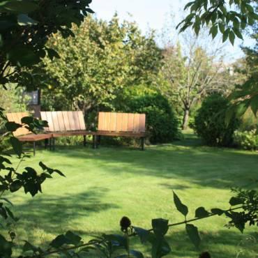 Мой сад. Три этапа жизни